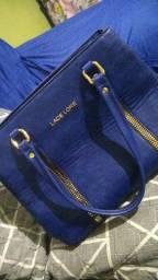 Bolsa Lace Lore Azul