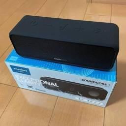 Título do anúncio: Caixa Som Bluetooth Anker Soundcore 3 Nova