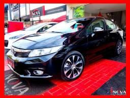 Civic LXR 2.0 Automático 2014 Imperdível Financia 100%