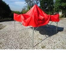 Título do anúncio: Tenda Sanfonada 5x3 Com Lona Proteção UV