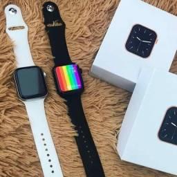Título do anúncio: Relógio Smartwatch Iwo W26 Troca Pulseira Android e Ios