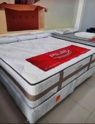 Título do anúncio: Cama Super King Molas Ensacadas Espuma AG de alta qualidade NOVA NA PROMOÇÃO