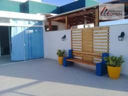 Título do anúncio: Cobertura nova a venda com 2 dormitórios (1 suite) à venda, - Ingleses do Rio Vermelho - F