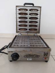 vendo máquina profissional de crepe suiço