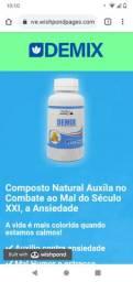 Demix  ( composto natural para ansiedade)