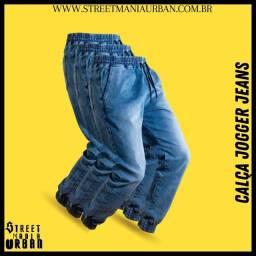 Título do anúncio: Calça jogger jeans