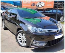 Título do anúncio: Corolla Xei 2.0 16v aut. 2018 marron