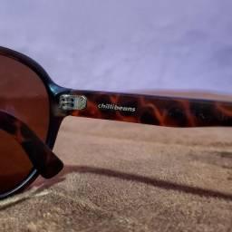 Oculos chillibeans sem nenhum risco nenhuma marca de uso
