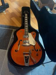 Guitarra Gretsch G5420t Com Captadores Tv Jones E Push-pull