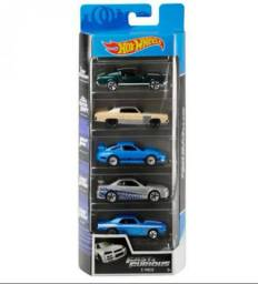 Pack hot wheels velozes e furiosos