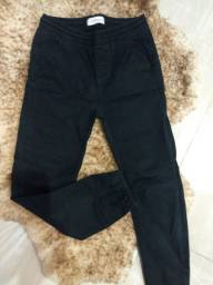 Calça Jeans Infantil masculina tam 10