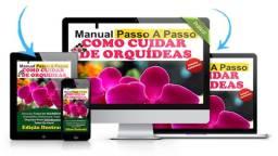 Título do anúncio:  Gosta de Orquídeas? Aprenda Como Cultivar Orquídeas - Manual Como Cuidar de Orquídeas