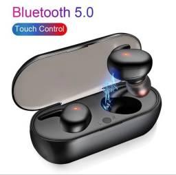 Título do anúncio: Fone bluetooth Y30  toque screen.
