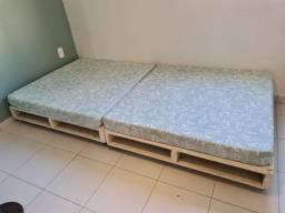 Título do anúncio: Cama/sofá de Pallets
