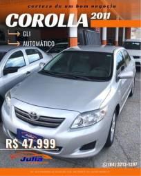 Título do anúncio: Corolla GLI 2011