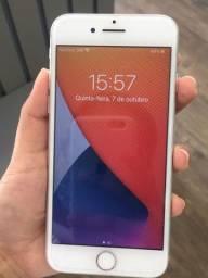 Título do anúncio: iPhone 7, 32gb, semi novo