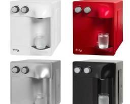 Manutenção em purificadores de água. ( Troca do refil )