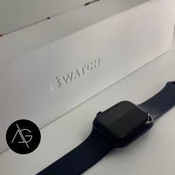 Apple Watch série 6 44mm 4 meses de uso, aceito cartão!