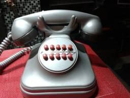 Telefone vintage, peça muito rara, torro