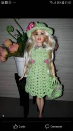 Título do anúncio: Moda Barbie