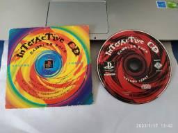 Raridade! Interactive Cd Sample Pack Volume 3 Original Playstation 1