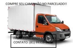Compre seu caminhão baú através do parcelamento!!