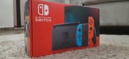 Título do anúncio: Nintendo Switch  32GB Seminovo, sem defeitos