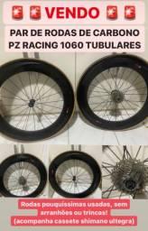 Rodadas de Carbono 1060 Tubular
