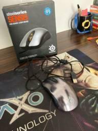 Mouse gamer steelseries sensei