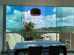 - Flat em Serra Negra - Bezerros, 110 m², 2 quartos, belíssima vista