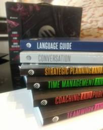 Kit livros de Inglês (6)