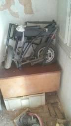 Título do anúncio: Mini panther, antiga moto dobrável, para reparo