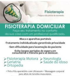 Título do anúncio: Fisioterapia Domiciliar