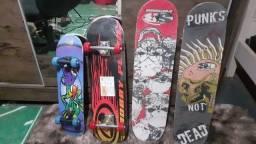 Título do anúncio: Skate p/ crianças de 2 a 7 anos entrega grátis