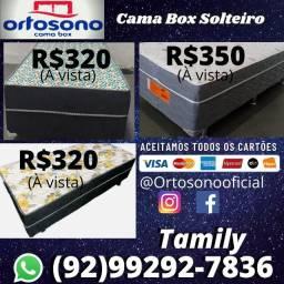 UniBox de Solteiro , Entrega Grátis