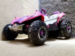 Título do anúncio: Bugre elétrico Fisher Price Power Dune Racer<br>