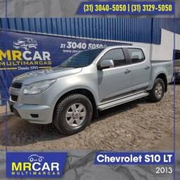 Título do anúncio: Chevrolet S10 LT 2.8 TD 4x4 (Cab Dupla) (Aut) 2013