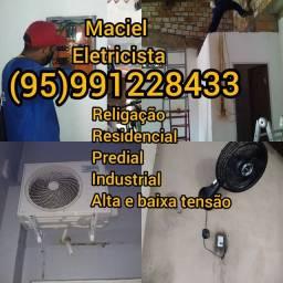 Título do anúncio: Eletricista eletricista ELETRICISTA profissional  qualificado