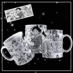 Caneca Personalizada One Piece (De Cerâmica)