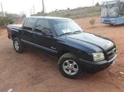 Gm -S10 Dlx 4X4 Diesel Motor Mwm Completa,Conservada,Doc Em Dia - 2005