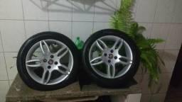 Rodas 15 top com pneus