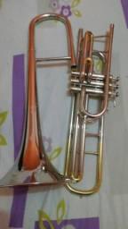 Trombone em do curto marca weril