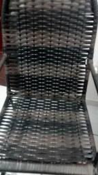 Cadeira toda em fibra