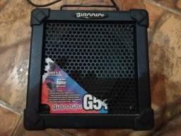Cubo para guitarra 15w com Overdrive/distorção G5 Giannini