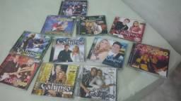 Cds Banda Calypso R$55,00 (11 cd's)