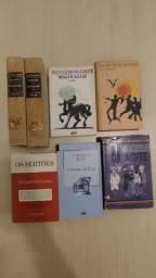 Pack livros literatura