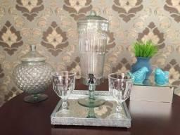 Suqueiras de vidro Escamada