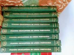 Coleção de enciclopédia portuguêsa, chega de zap