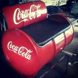 Sofa tambor