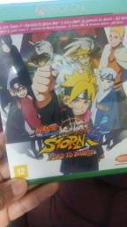 "Naruto Storm 4 ""Road to Boruto"""